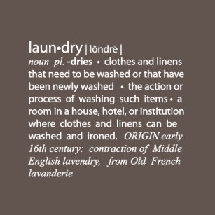 Laundry Art & Wall Décor   Zazzle