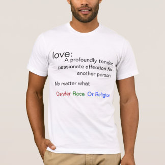 Definition of Love. T-Shirt