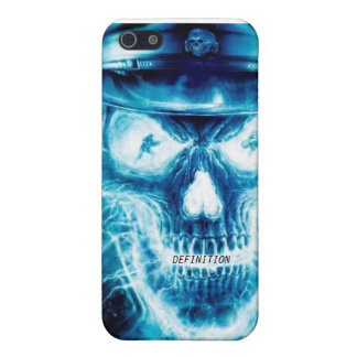 DEFINITION SCULL iPhone SE/5/5s COVER