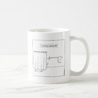 definitivamente un lunes #4 taza de café