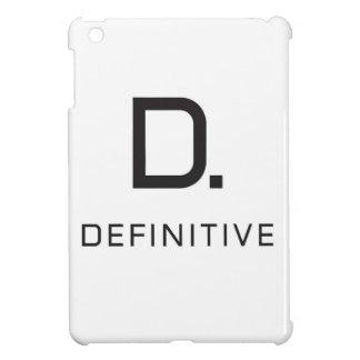 Definitive technology iPad mini cover