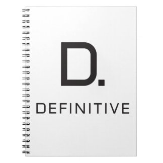 Definitive technology note books