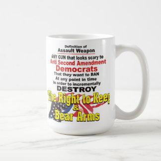 Defintion of Assault Weapon Mug