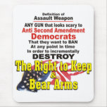 Defintion of Assault Weapons Mousepad