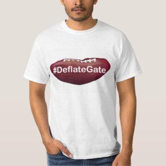 Deflated Football #Deflategate T-shirt
