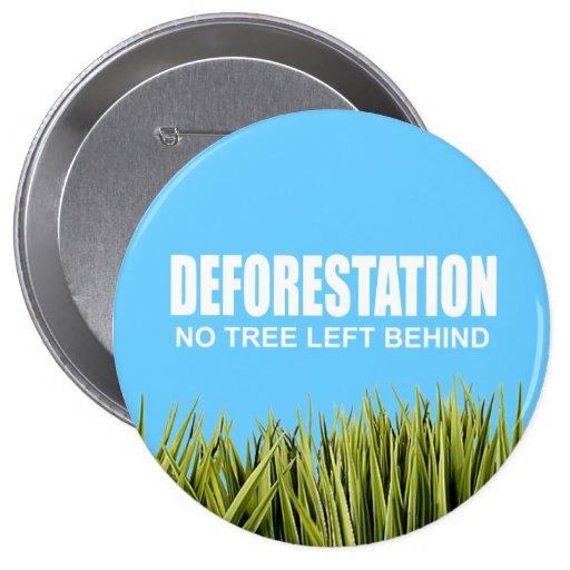 Deforestation Button