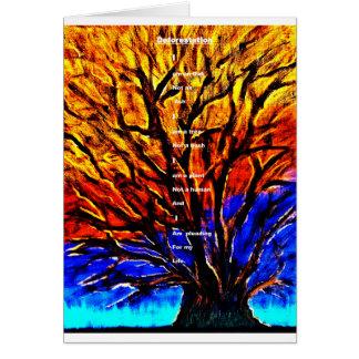 Deforestation Card