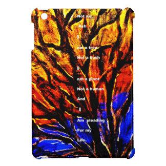 Deforestation iPad Mini Covers