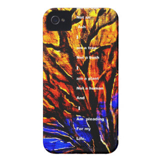 Deforestation iPhone 4 Cover