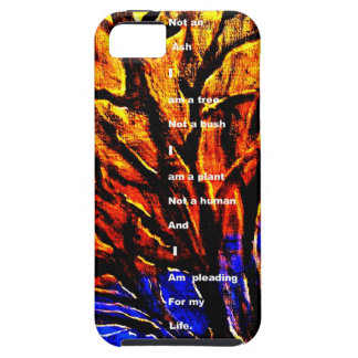 Deforestation iPhone SE/5/5s Case
