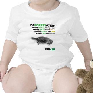 Deforestation Rio +20 Baby Creeper