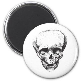 Deformed Skull Magnet