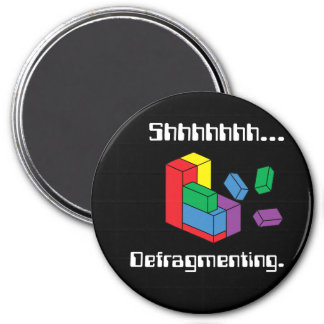 Defragmenting Magnets
