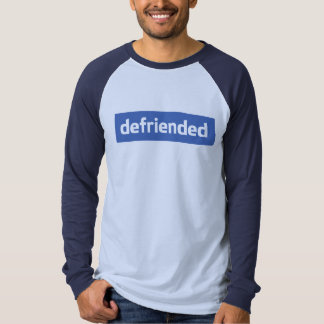 Defriended Playeras