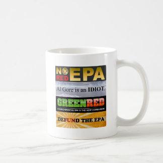 Defund el EPA Taza De Café