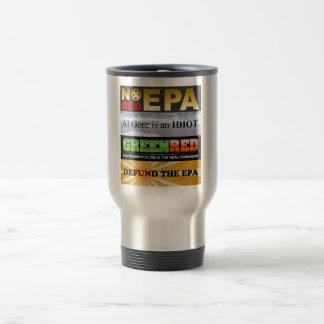 Defund el EPA Taza De Viaje