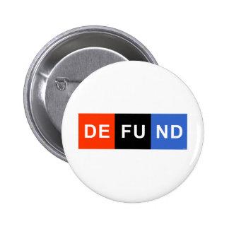 Defund NPR Pin