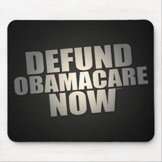 Defund Obamacare ahora Tapete De Ratón