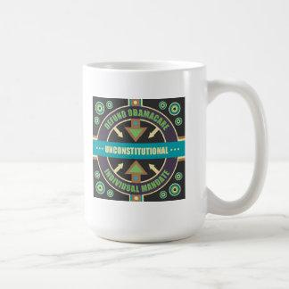 Defund Obamacare Coffee Mug