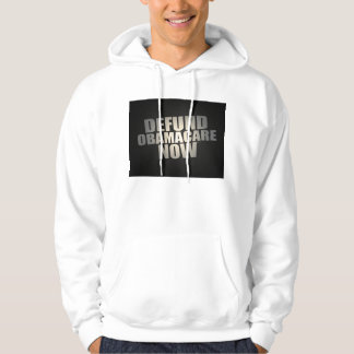 Defund Obamacare Now Hoodie