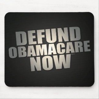 Defund Obamacare Now Mouse Pad