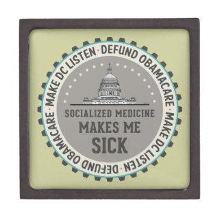 Defund Obamacare Premium Gift Box