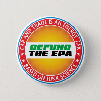 Defund The EPA Button