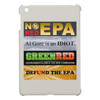 Defund The EPA iPad Mini Cases