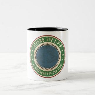 Defund The EPA Two-Tone Coffee Mug