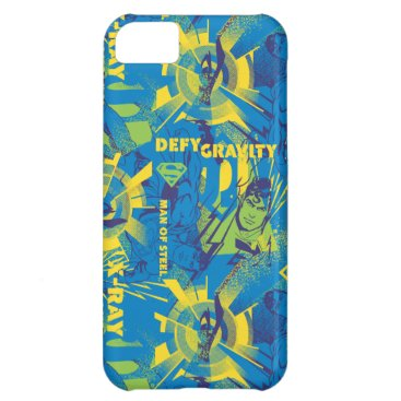 Defy Gravity - Blue Case For iPhone 5C