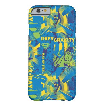 Defy Gravity - Blue Barely There iPhone 6 Case