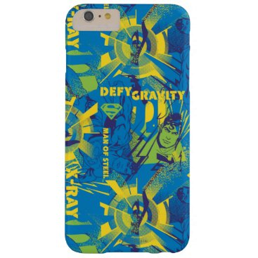 Defy Gravity - Blue Barely There iPhone 6 Plus Case