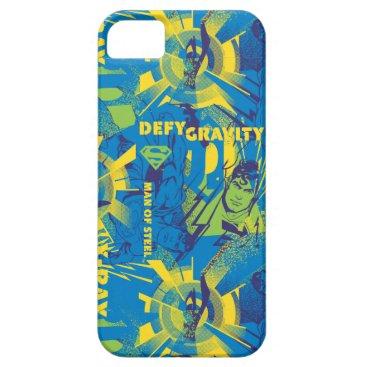 Defy Gravity - Blue iPhone SE/5/5s Case