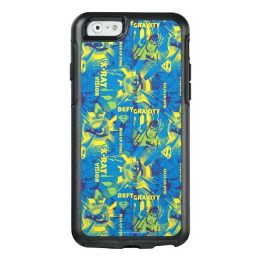 Defy Gravity - Blue OtterBox iPhone 6/6s Case
