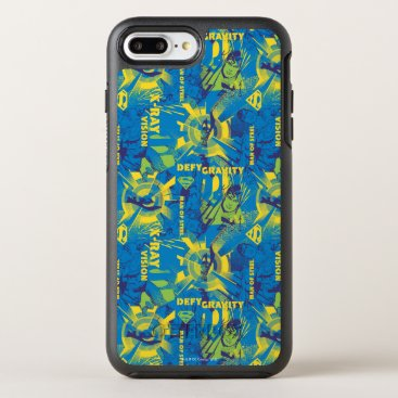 Defy Gravity - Blue OtterBox Symmetry iPhone 8 Plus/7 Plus Case