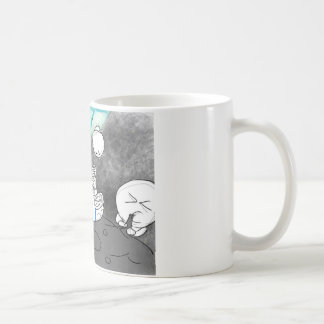 Defying Gravity Coffee Mug