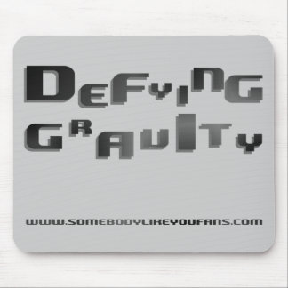 Defying Gravity Mouse Pad