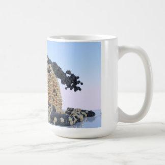 Defying Physics Coffee Mug