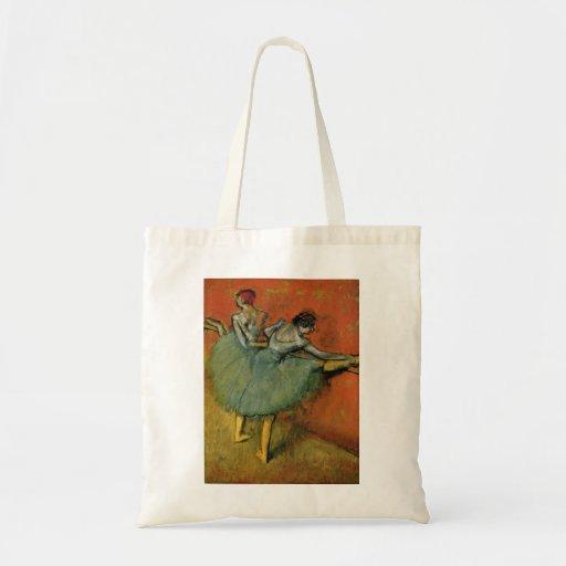 Degas Art Budget Tote Bag