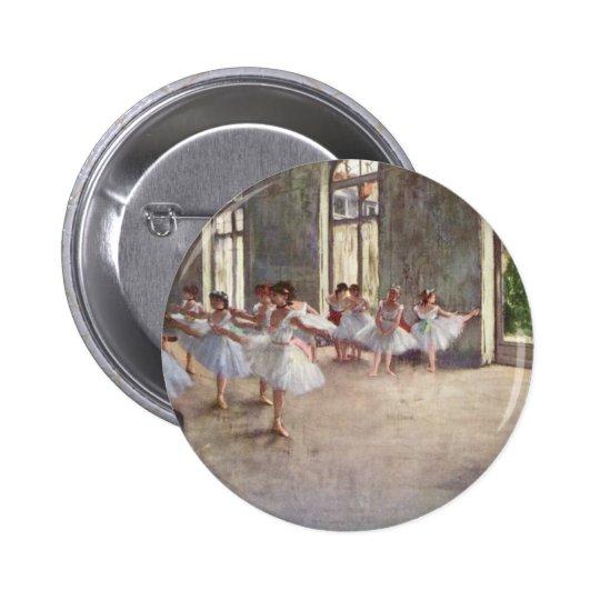 Degas Art Pinback Button