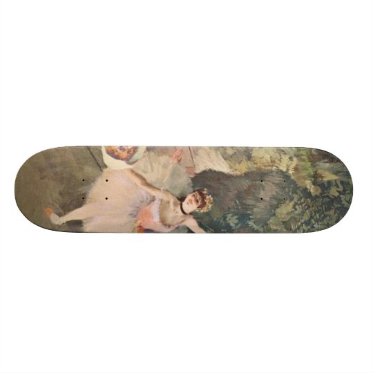 Degas Art Skateboard