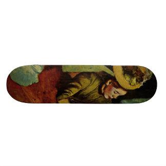 Degas Art Skateboard