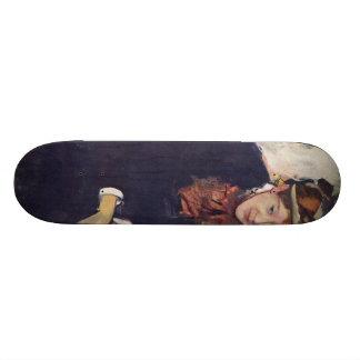 Degas Art Skateboard Deck