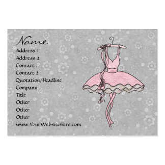 Degas' Ballerina Large Business Cards (Pack Of 100)