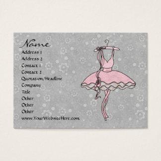 Degas' Ballerina Business Card