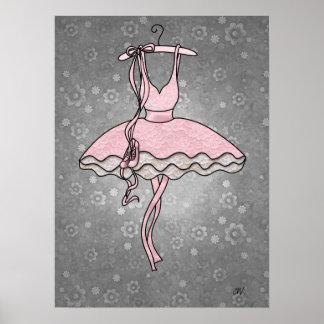 Degas Ballerina Print
