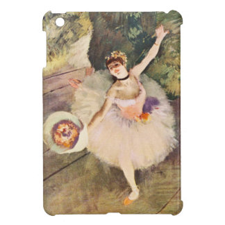 Degas Ballerina with Bouquet of Flowers Cover For The iPad Mini