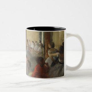 Degas Ballet Dance Class Mug