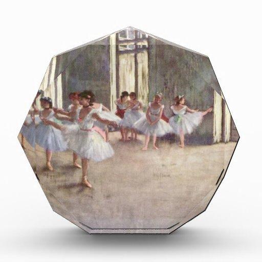 Degas Ballet Dancers Award
