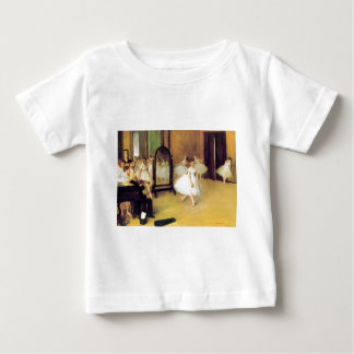 Degas Ballet Dancers Baby T-Shirt
